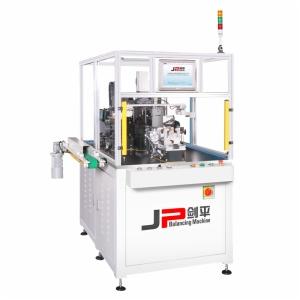 Máquinas de equilibrio automático del rotor de bobina